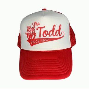 Vintage The Todd SnapBack Trucker Hat